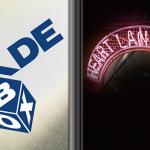 spade box / heartland logo
