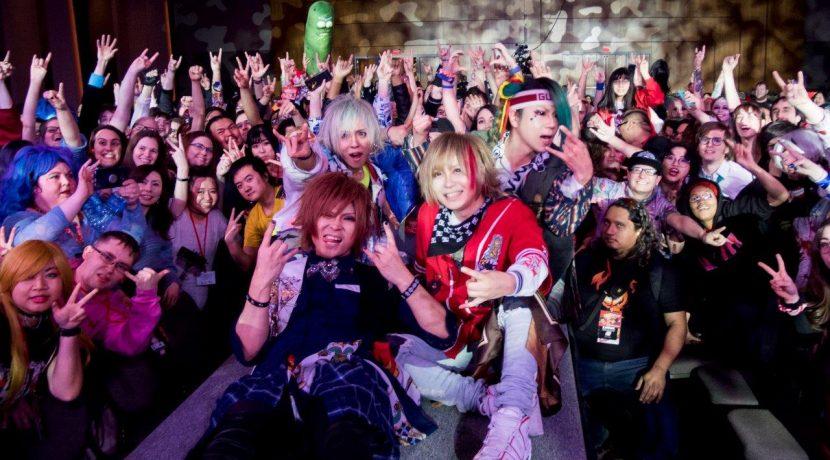 Vkei-News】Visual Kei Band ACME's First Overseas Performance